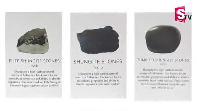 shungite water - Author on ShareChat - THE WORLD BEST WATER