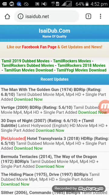 2018 tamil dubbed movies download in tamilrockers
