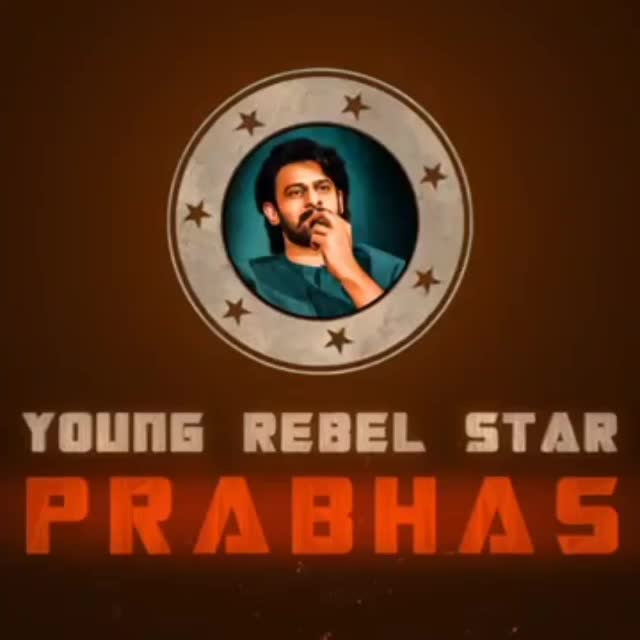 Happy birthday prabhas - FRI PRABHAS a - ShareChat